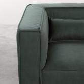Canapé Modulaire avec Pouf en Nobuk Kilhe, image miniature 10