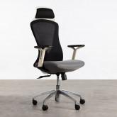 Chaise de Bureau avec Appui-tête et Réglable Driel, image miniature 3
