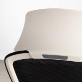Chaise de Bureau avec Appui-tête et Réglable Driel, image miniature 6