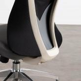 Chaise de Bureau avec Appui-tête et Réglable Driel, image miniature 7