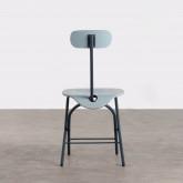 Chaise de Bureau Pliante Worki, image miniature 3