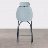Chaise de Bureau Pliante Worki, image miniature 5