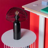 Lampe de Table en Métal Siba, image miniature 2