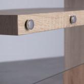 Console en MDF et Verre Layers, image miniature 4