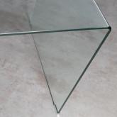 Console en Verre Trempé (110x70 cm) Mellea, image miniature 4
