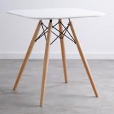 Table NORDIC FINE 70x70, image miniature 1