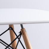 Table NORDIC FINE 70x70, image miniature 3