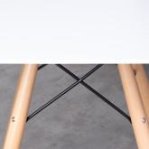 Table NORDIC FINE 70x70, image miniature 5