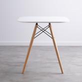 Table NORDIC FINE 70x70, image miniature 2
