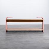 Table Basse Rectangulaire en MDF (134x60 cm) Tika, image miniature 3