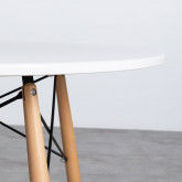 Table NORDIC FINE 100 CM, image miniature 3
