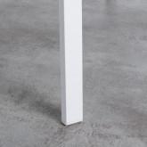Tabouret haut en Aluminium Korce (71 cm), image miniature 7