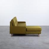 Canapé d'angle à Gauche 4 Places en Tissu Abuba, image miniature 2