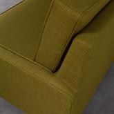 Canapé d'angle à Gauche 4 Places en Tissu Abuba, image miniature 5
