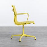 Chaise de Bureau avec Accoudoirs Sunly, image miniature 4