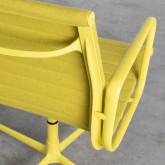 Chaise de Bureau avec Accoudoirs Sunly, image miniature 6