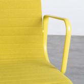 Chaise de Bureau avec Accoudoirs Sunly, image miniature 7