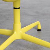 Chaise de Bureau avec Accoudoirs Sunly, image miniature 8