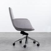 Chaise de Bureau à Roulettes et Réglable Wall, image miniature 4