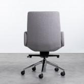 Chaise de Bureau à Roulettes et Réglable Wall, image miniature 5