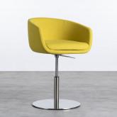 Chaise de Bureau Réglable Sunlo, image miniature 3