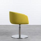 Chaise de Bureau Réglable Sunlo, image miniature 4