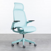 Chaise de Bureau Ergonomique Aknos, image miniature 3