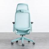 Chaise de Bureau Ergonomique Aknos, image miniature 5
