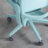 Chaise de Bureau Ergonomique Aknos, image miniature 9