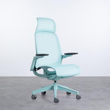 Chaise de Bureau Ergonomique Aknos