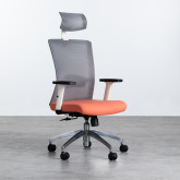 Chaise de Bureau Ergonomique et Reposacabezas Rancel, image miniature 1