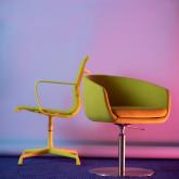 Chaise de Bureau avec Accoudoirs Sunly, image miniature 3