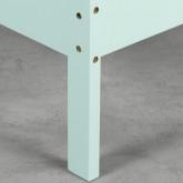 Lit en bois Casita Tinna pour Matelas 90 cm, image miniature 5