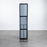 Miroir sur Pied Rectangulaire en Métal (170x36 cm) Jumna, image miniature 5
