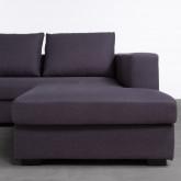 Canapé d'angle à Droite 4 Places en Tissu Dicman, image miniature 6