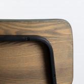 Chaise de Salle à manger en Bois Era Scriva, image miniature 6