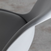 Chaise de Bureau à Roulettes et Réglable Freya Scriva, image miniature 8