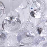 Lustre en Polycarbonate et Acier Shine 35, image miniature 5