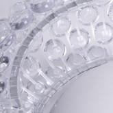 Lustre en Polycarbonate et Acier Shine Plafón, image miniature 4