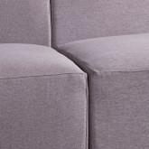 Canapé d'angle à Gauche 4 Places en Tissu Belka, image miniature 7