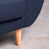Canapé d'Angle en Tissu Alfh, image miniature 6