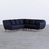 Canapé d'Angle en Tissu Alfh, image miniature 1