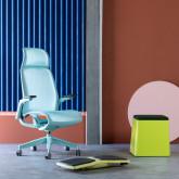 Chaise de Bureau Ergonomique Aknos, image miniature 2