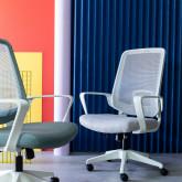 Chaise de Bureau Ergonomique Fesla, image miniature 2