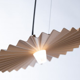 Suspension LED en Fer Enka , image miniature 5