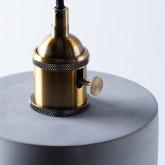 Suspension en Ciment Axel, image miniature 5