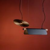 Suspension LED en Fer Enka , image miniature 2