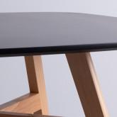 Table de salle à manger HARDWOOD, image miniature 3