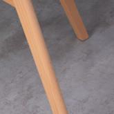 Table de salle à manger HARDWOOD, image miniature 5
