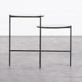 Table d'Appoint en Verre (Ø39 cm) Karen, image miniature 4